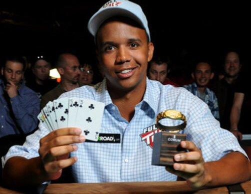 Фил Айви — легендарный покер игрок